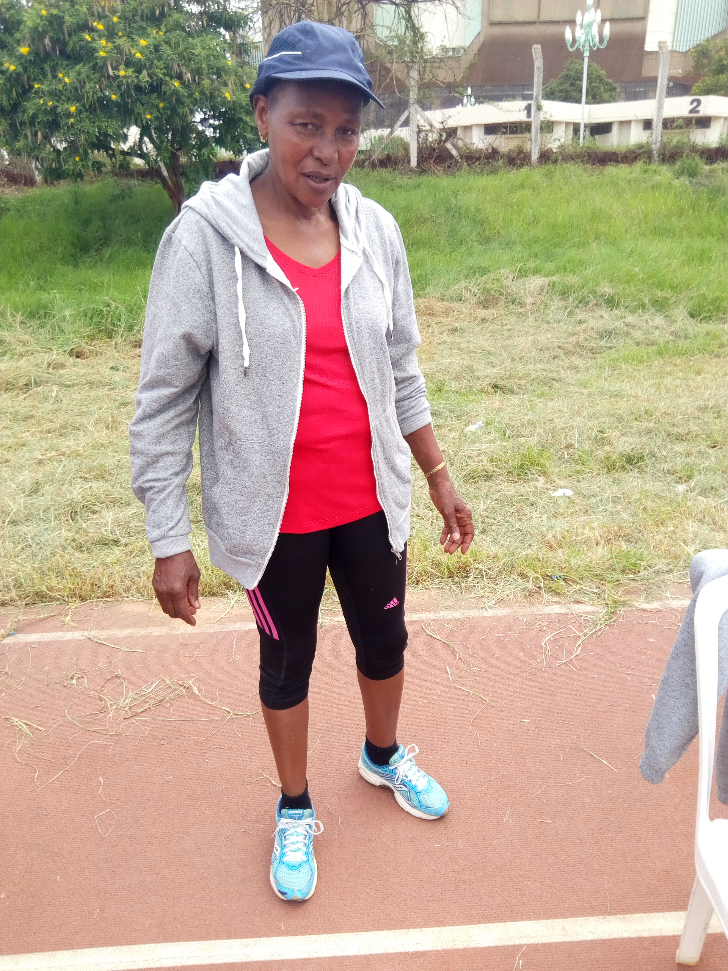 retired athlete of 400m and 200m