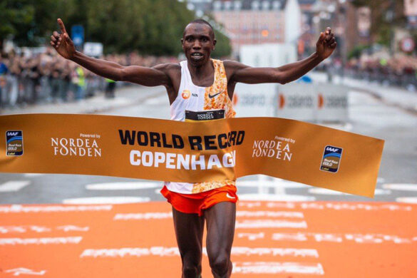 Ankle injury rules out Geoffrey Kamworor