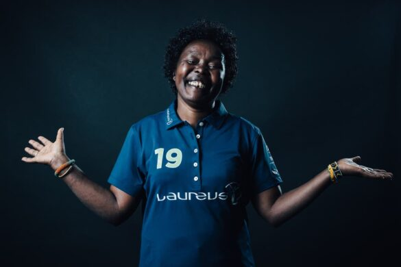 Tegla Loroupe on the dreams of the Olympic refugees at Tokyo 2020