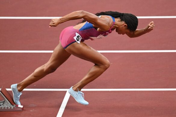 Allyson Felix launches her own shoe company, Saysh, two years after split with Nike