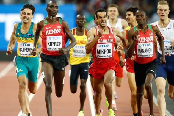 Alsadik Mikhou Provisionally Suspended for Blood Doping during Tokyo games