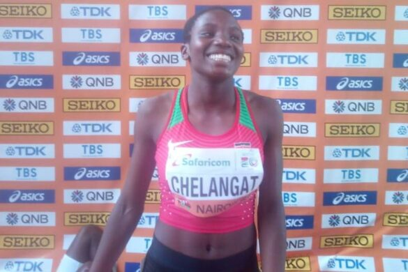 Kennedy Kimeu and Sylvia Chelangat sail through to the finals in 400m race