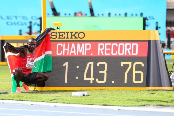 From a herd's boy to World U20 800m champion