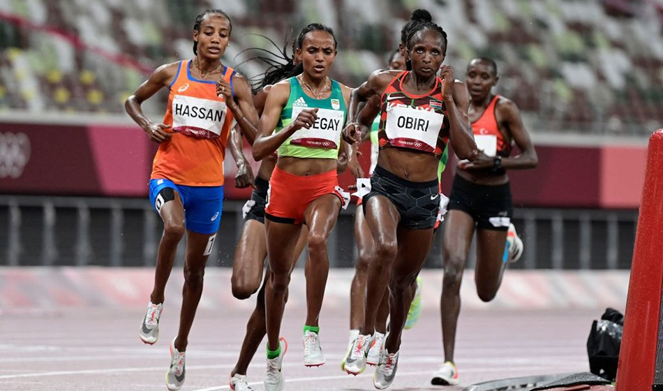 Olympic heroes return to Action in Eugene