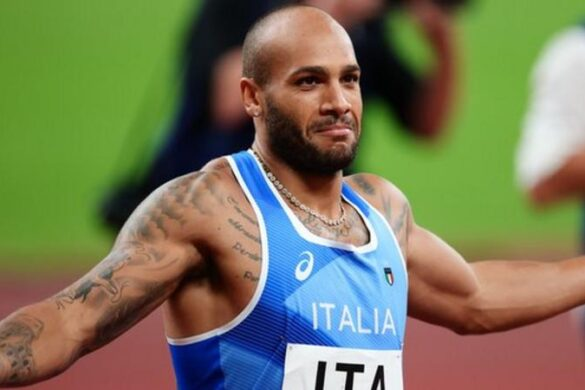 Lamont Marcell Jacobs became the first Italian to win Olympic 100m gold