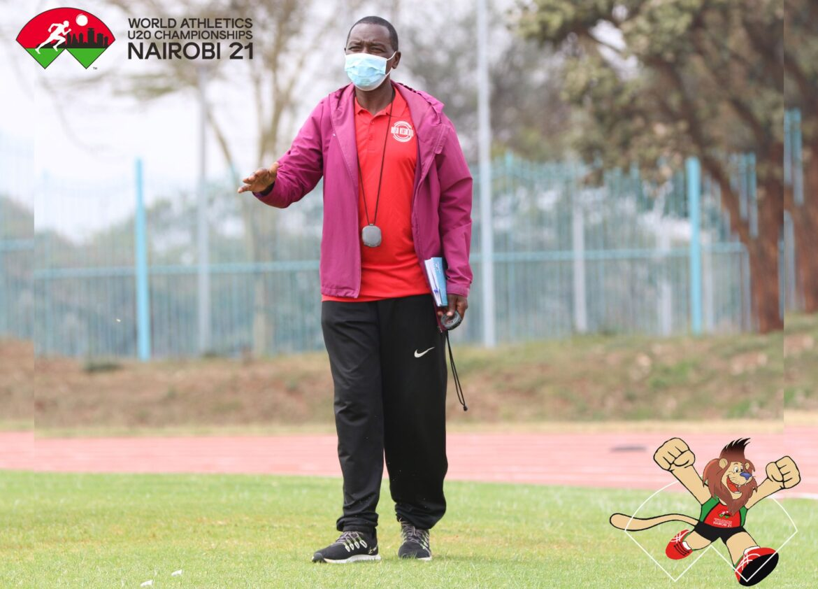 Robert Ngisirei optimistic of medals in Day two of the World U20 Championships