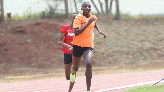 Gold hopes in800m women race dashed as Sheila Chepkosgei is disqualified