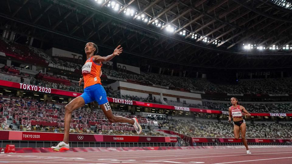 The greatness of Sifan Hassan on the Tokyo track