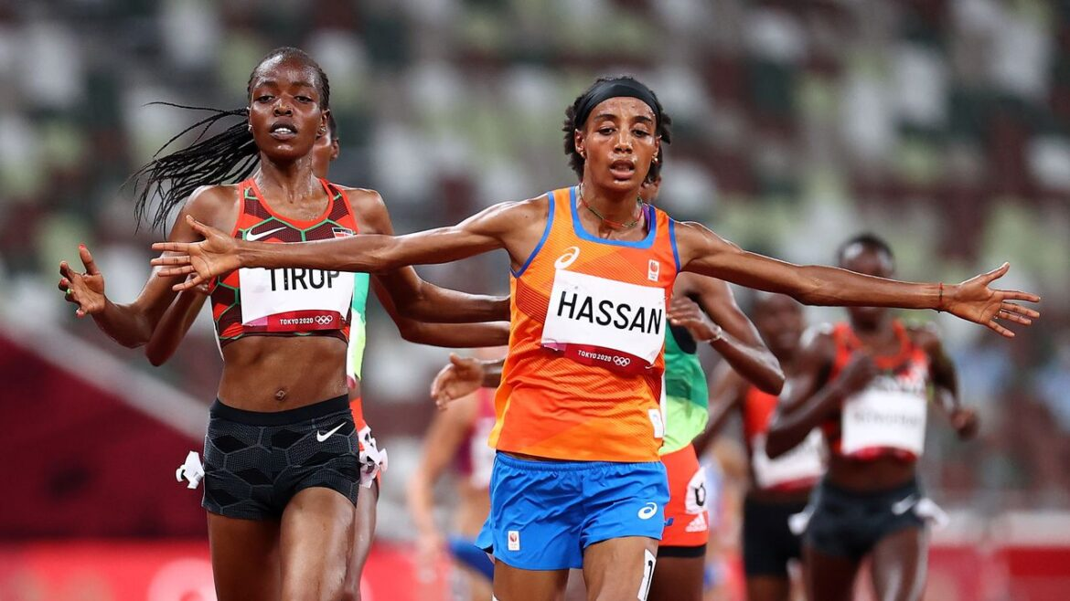 Sifan Hassan confirms she will attempt Historic Treble at Tokyo Olympic