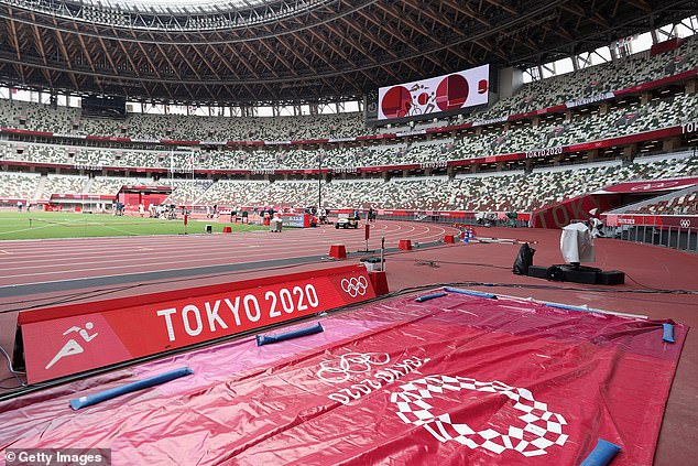 Eight bans were issued but some athletes under suspicion are thought to have made it to Tokyo