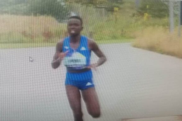 Brenda Jepleting beats a strong field to lift Road To Records half marathon title