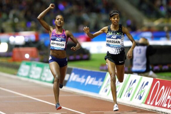 Faith Kipyegon to face-off Sifan Hassan in Zurich