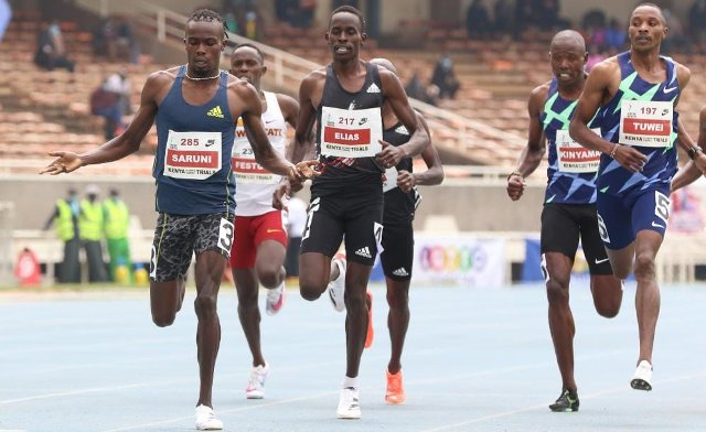 Michael saruni to face-off Patryk Dobek at World Continental Tour