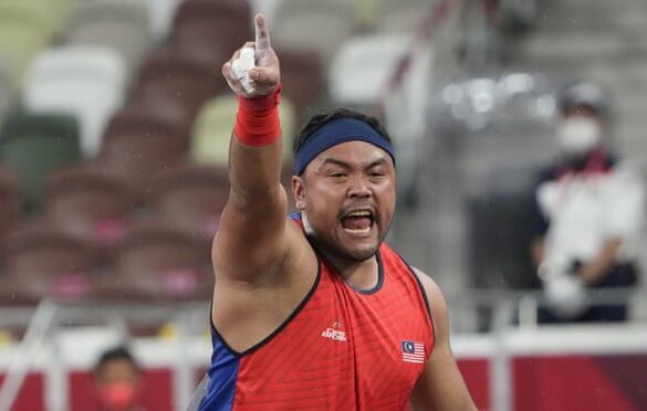 Malaysian athlete stripped of Paralympic gold after arriving three minutes late