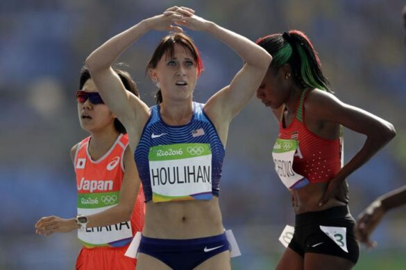 Shelby Houlihan banned for four years for Doping