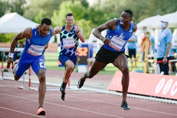 Where to watch the World Athletics Continental Tour Gold meeting in Silesia