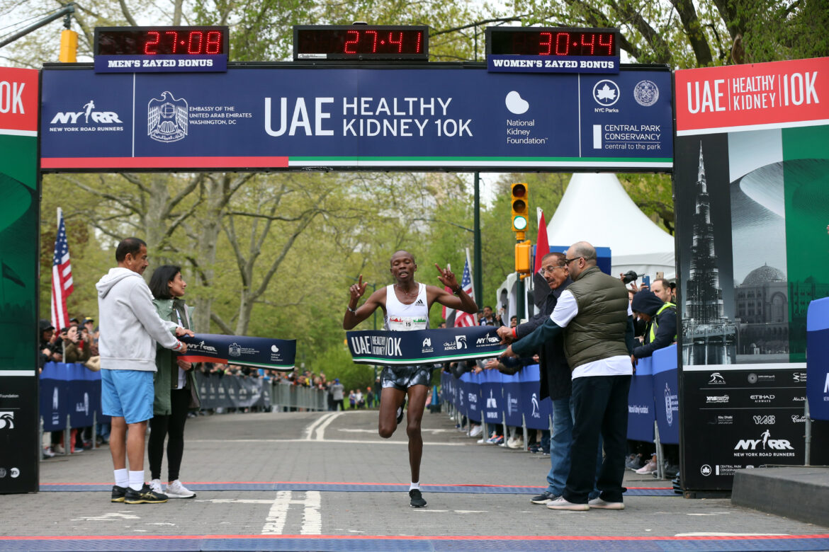 Zayed Charity Marathon to be held in New York