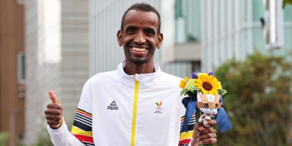Bashir Abdi eyes record in Rotterdam after Olympic bronze