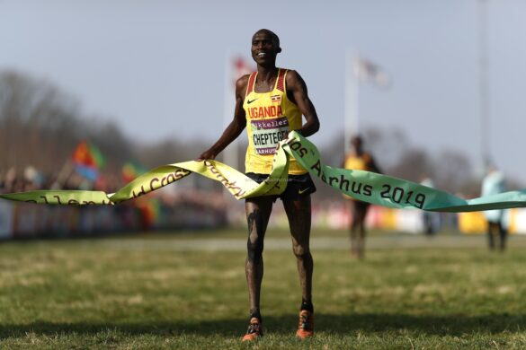 World Cross Country eases Cheptegei's 2022 schedule