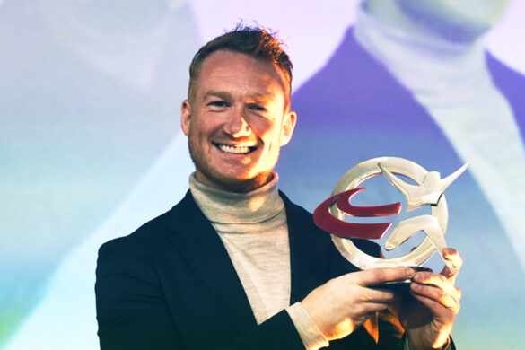 Greg Rutherford inducted into England Athletics hall of fame