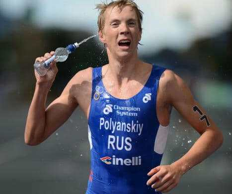 Russian Igor Polyanskiy banned for three years for doping