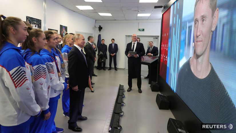 President Vladimir Putin orders Sports Ministry to settle reinstatement issues with WADA